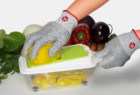 Versoe Essentials Spiralizer, Gloves, Pull-String Chopper